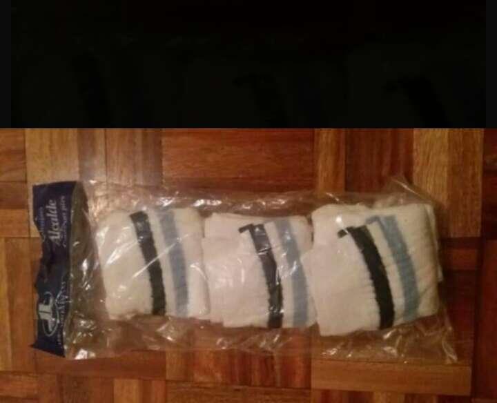 Imagen calcetines nuevos