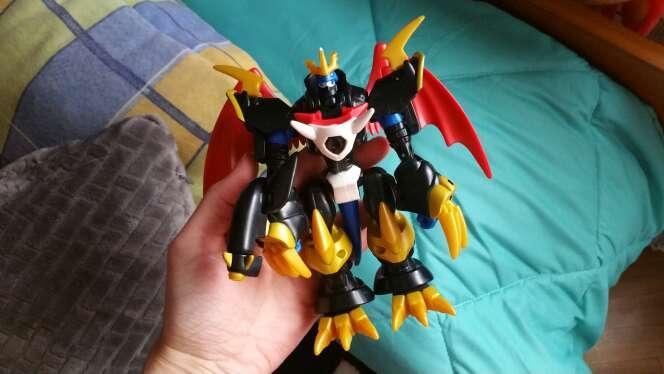 Imagen producto Digimon Imperialdramon  3