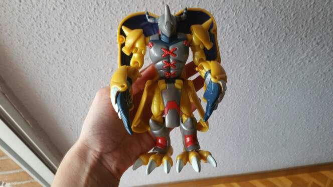 Imagen producto Digimon Agumon WarGraymon 3