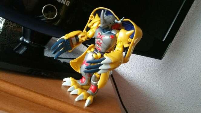 Imagen producto Digimon Agumon WarGraymon 4