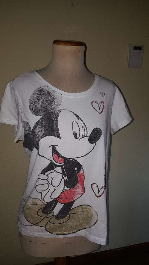 Imagen camiseta disney