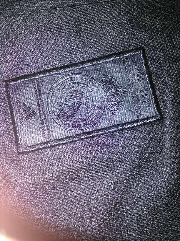 Imagen producto Camiseta Real Madrid Segunda Equipación temporada 2017-2018  3