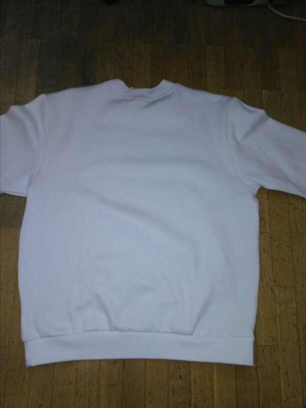 Imagen producto Sudadera Adidas NMD D-Crew blanca  2