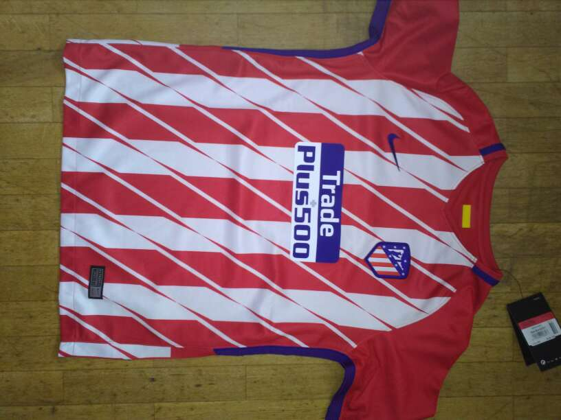 Imagen producto Camiseta Atlético de Madrid Temporada 2017-2018  1