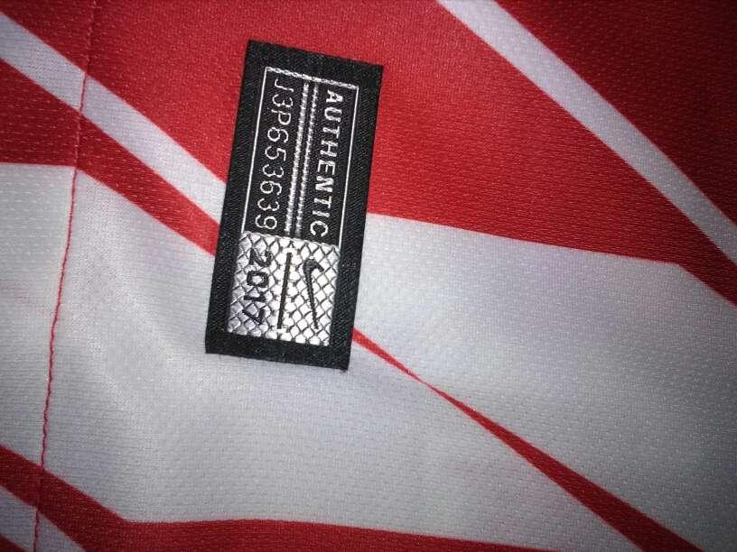 Imagen producto Camiseta Atlético de Madrid Temporada 2017-2018  2