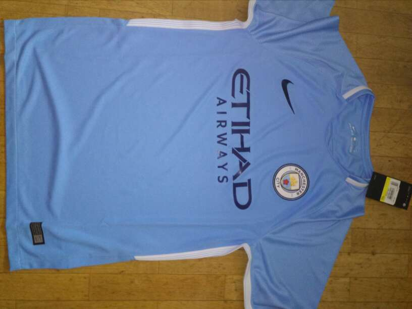 Imagen Camiseta Manchester City Temporada 2017-2018