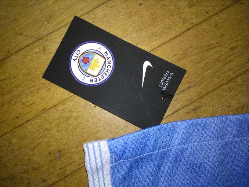 Imagen producto Camiseta Manchester City Temporada 2017-2018  3