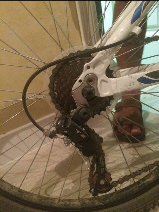 Imagen producto Bicicleta B-PRO 24pulgadas 2