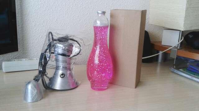 Imagen producto Lámpara de lava 2