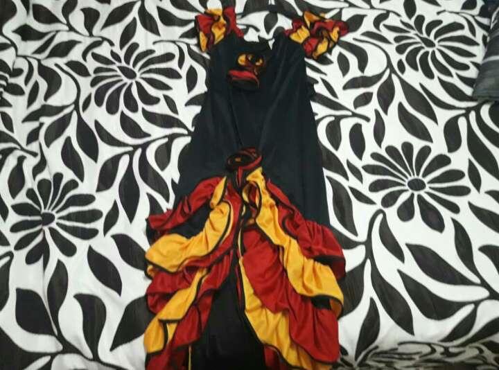 Imagen Vestido Flamenco