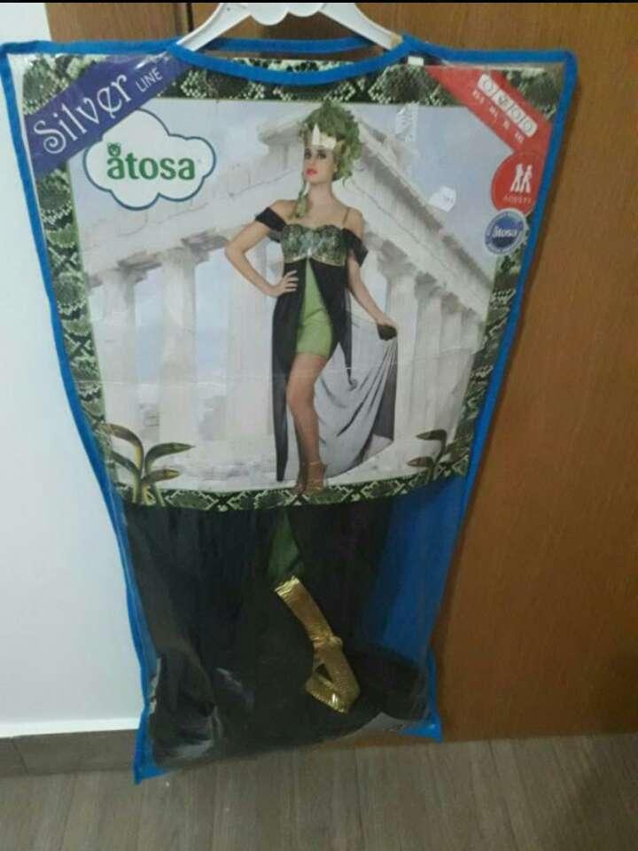 Imagen Vestido egipcio halloween
