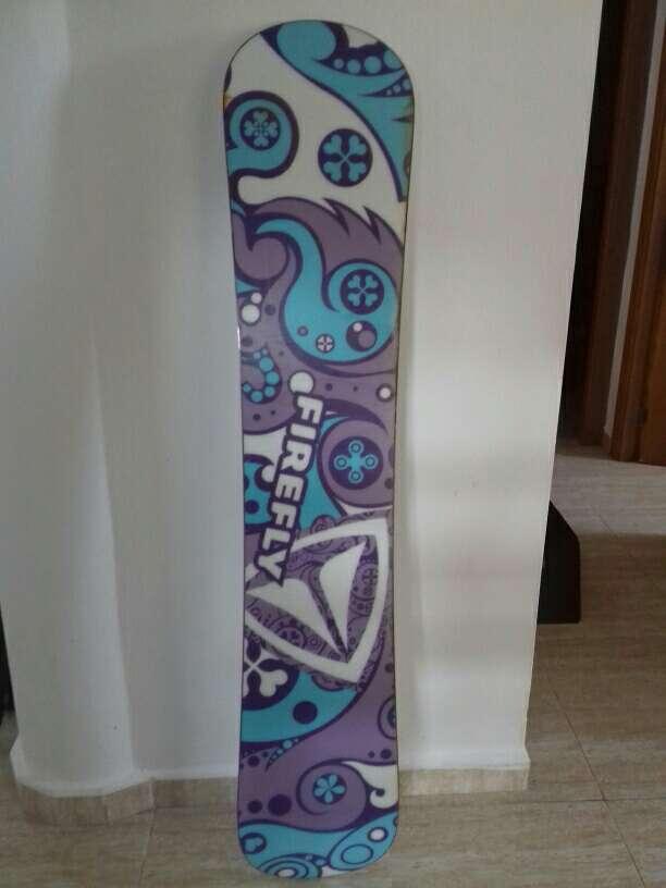Imagen producto Tabla snowboard Firefly Spheric  2