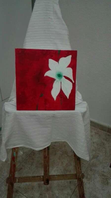 Imagen cuadro en lienzo