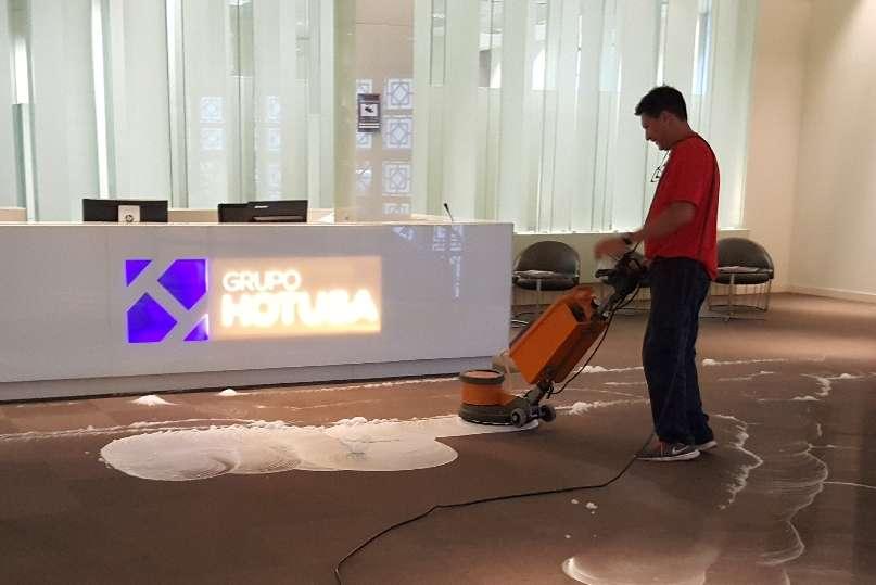 Imagen Limpieza técnica de Moquetas