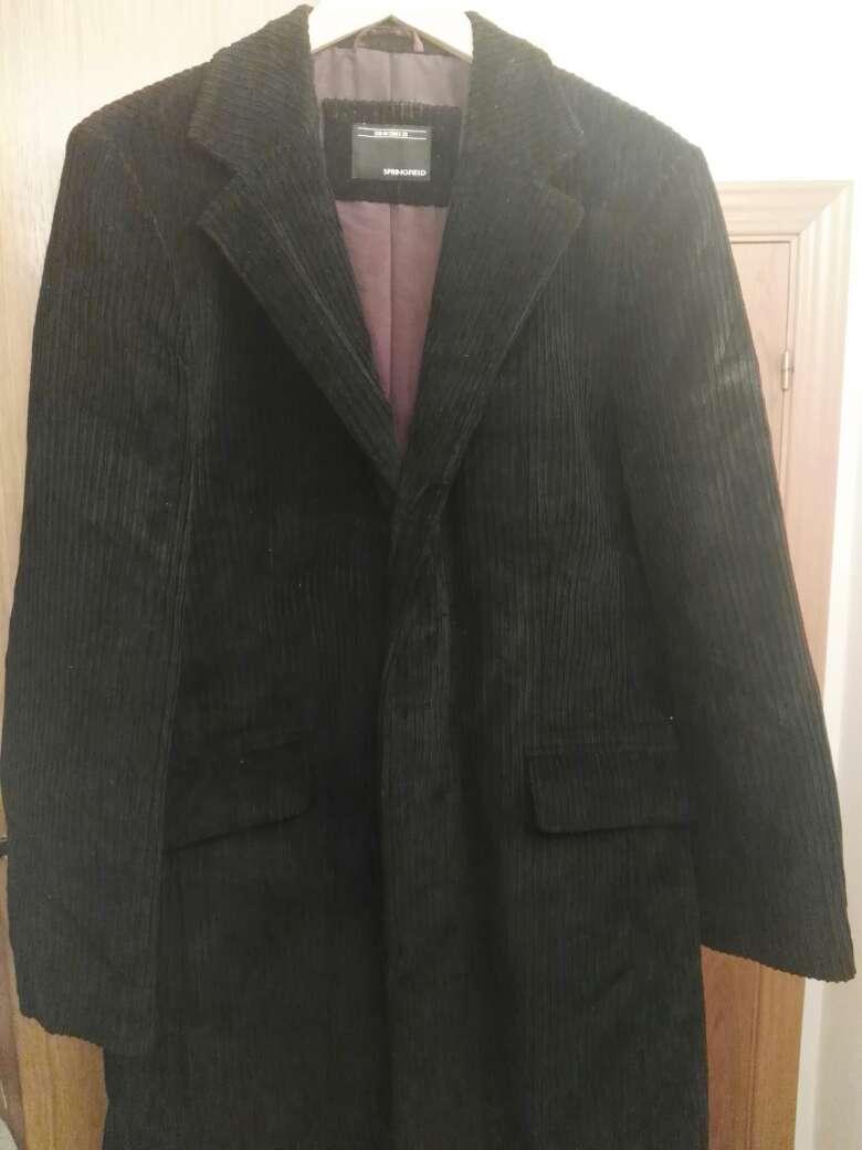 Imagen chaqueta pana