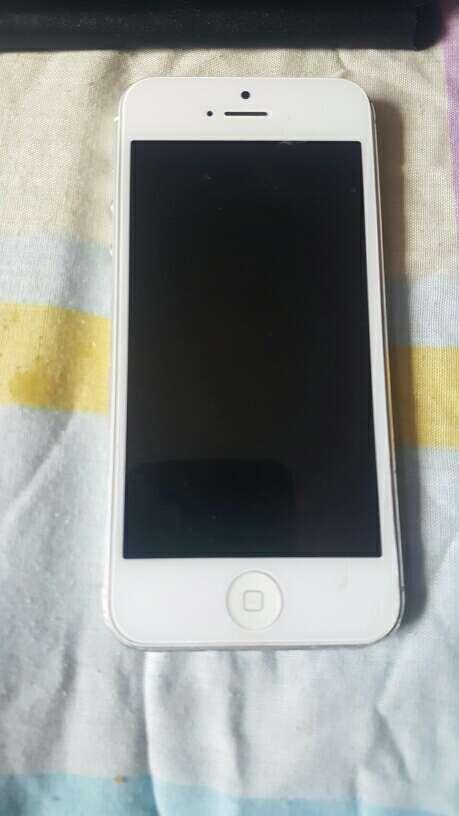 Imagen producto Iphone5 se vende o se cambia por s7 edge mas algo de dinero 3