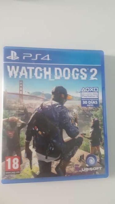 Imagen Watch Dogs 2 PS4