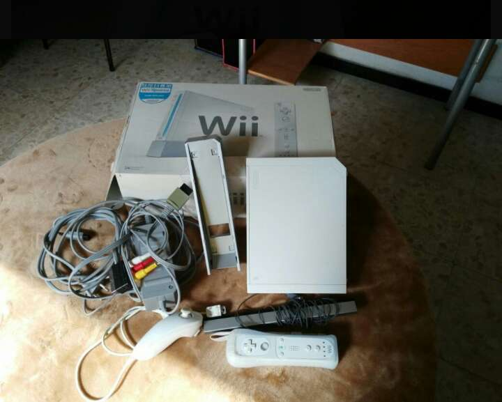 Imagen producto Consola wii 4