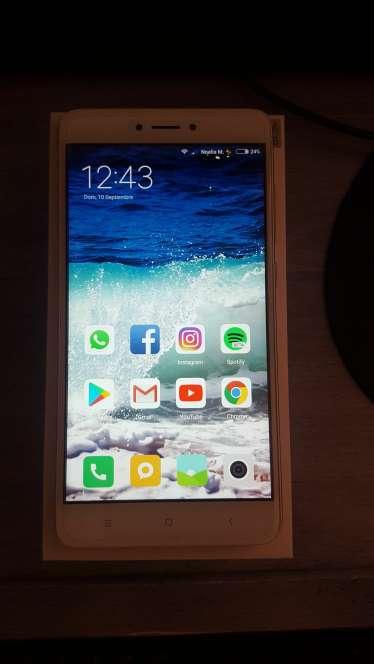 Imagen Xiaomi Redmi Note 4 huella dactilar