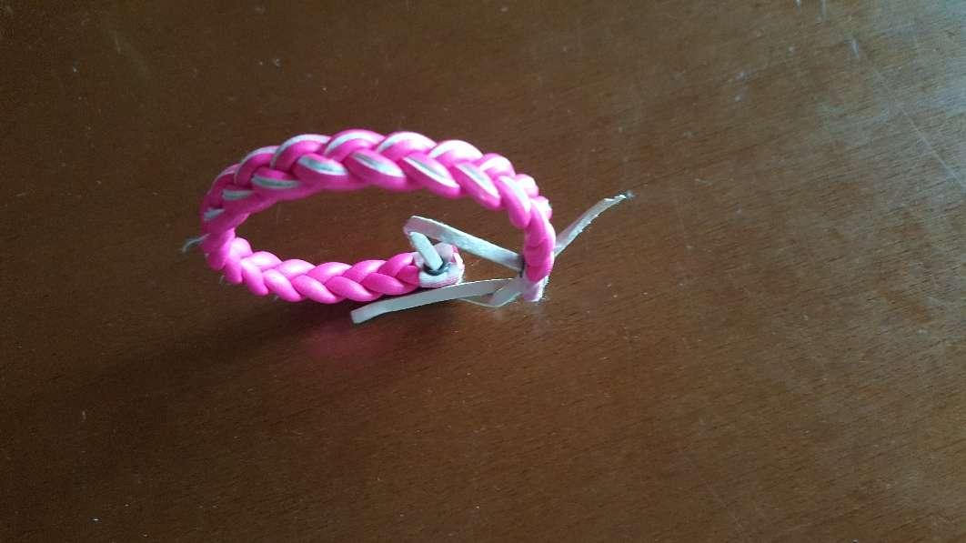 Imagen pulsera rosa