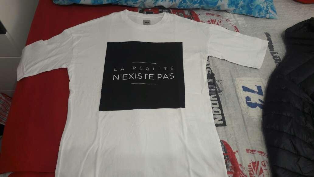 Imagen camiseta ASOS