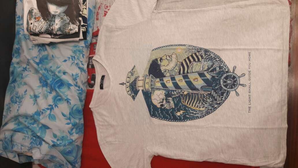 Imagen producto Camisetas talla L (todas mismo precio) 2