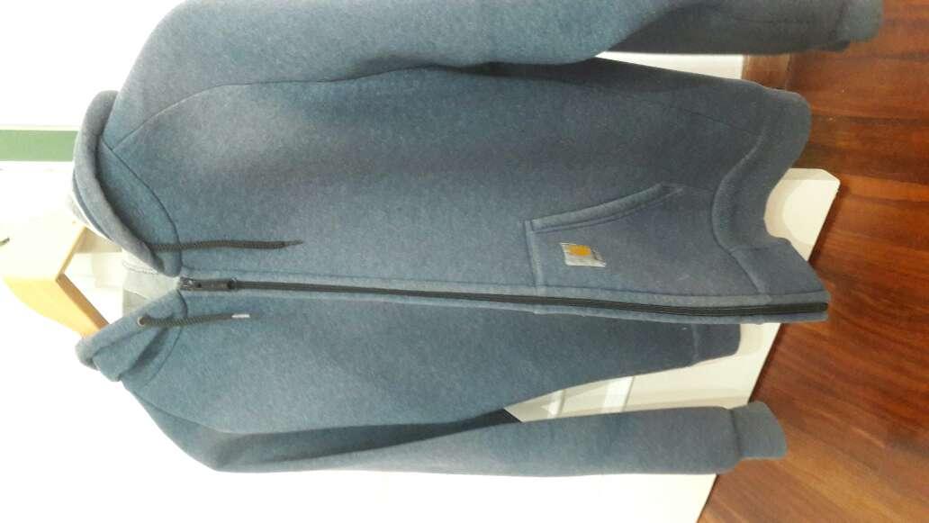 Imagen chaqueta abrigo impermeable CARHARTT