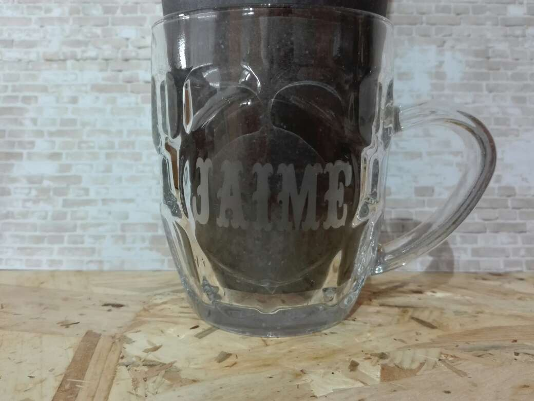 Imagen producto Jarras cerveza personalizadas con nombre 2