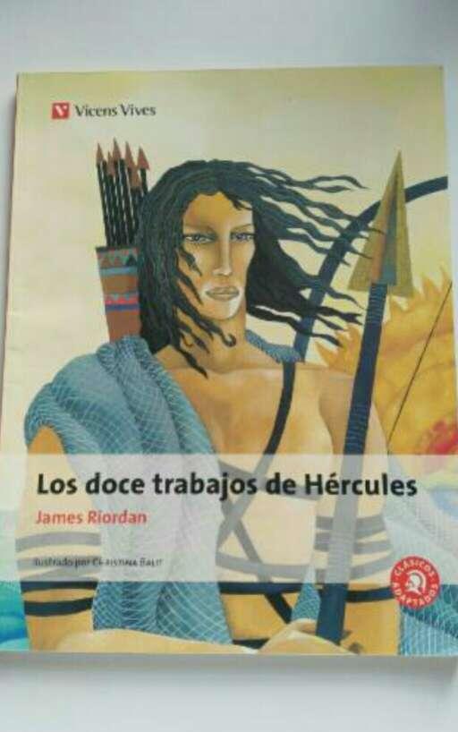 Imagen Libro Los Doce Trabajos de Hércules