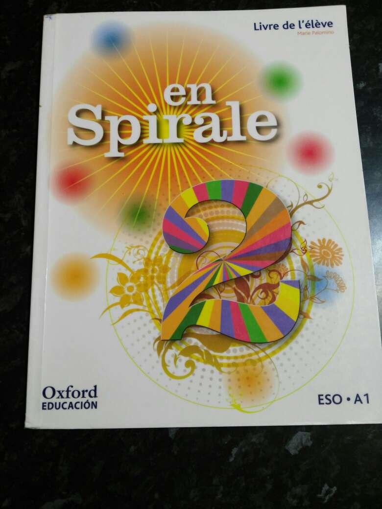 Imagen Libro 2°ESO Francés