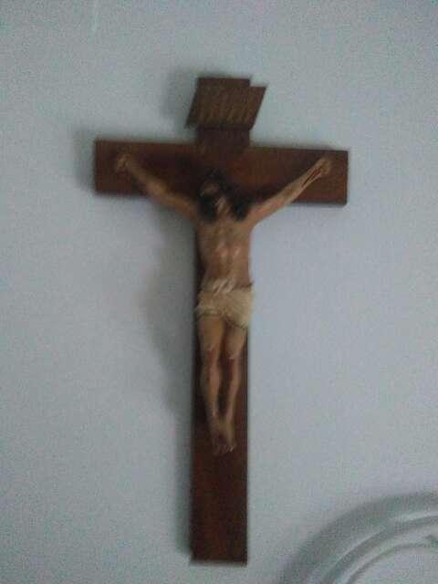 Imagen crucifijo 110 años