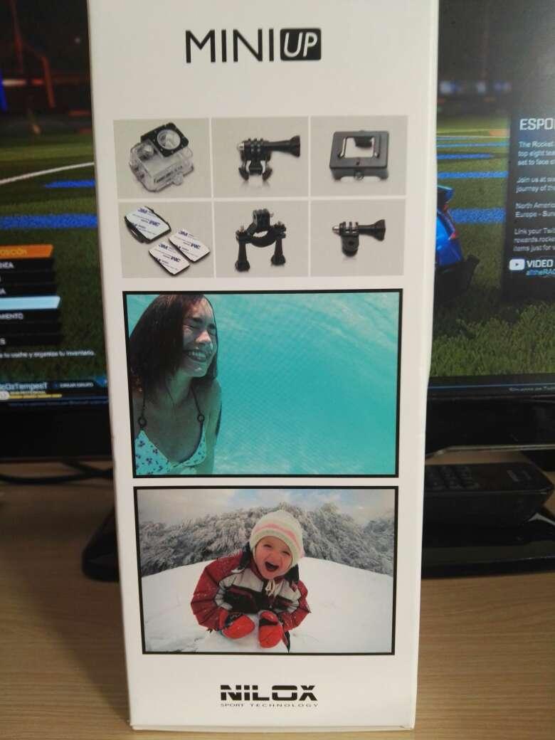Imagen producto GoPro Nilox MiniUp 3