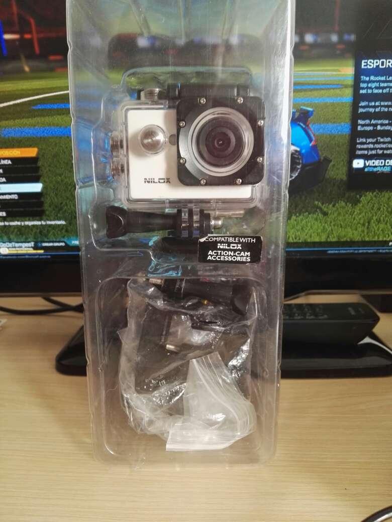 Imagen producto GoPro Nilox MiniUp 2