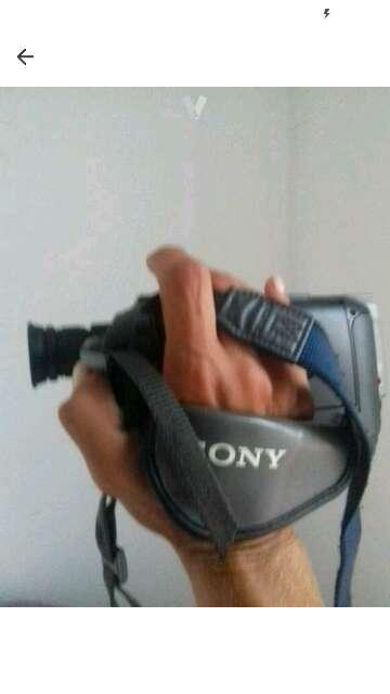Imagen videocámara Sony  Video Hi8 Handcam
