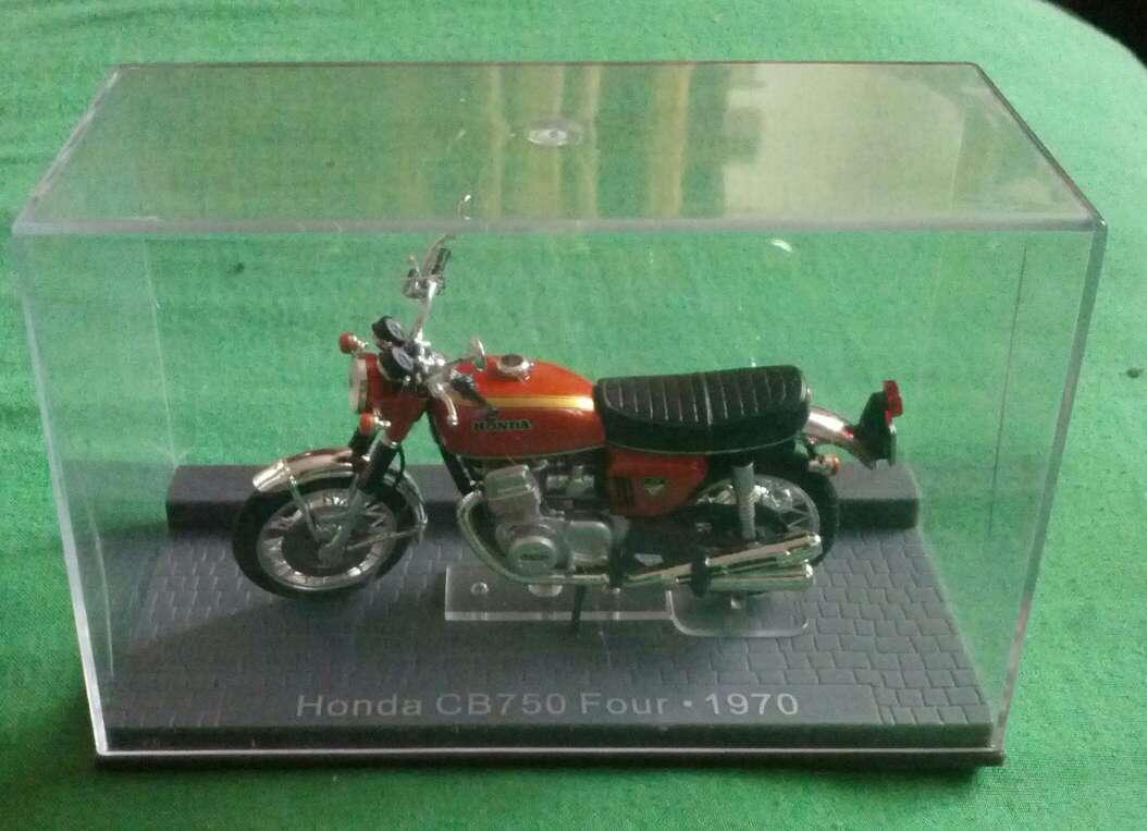 Imagen tres motos para coleccionistas