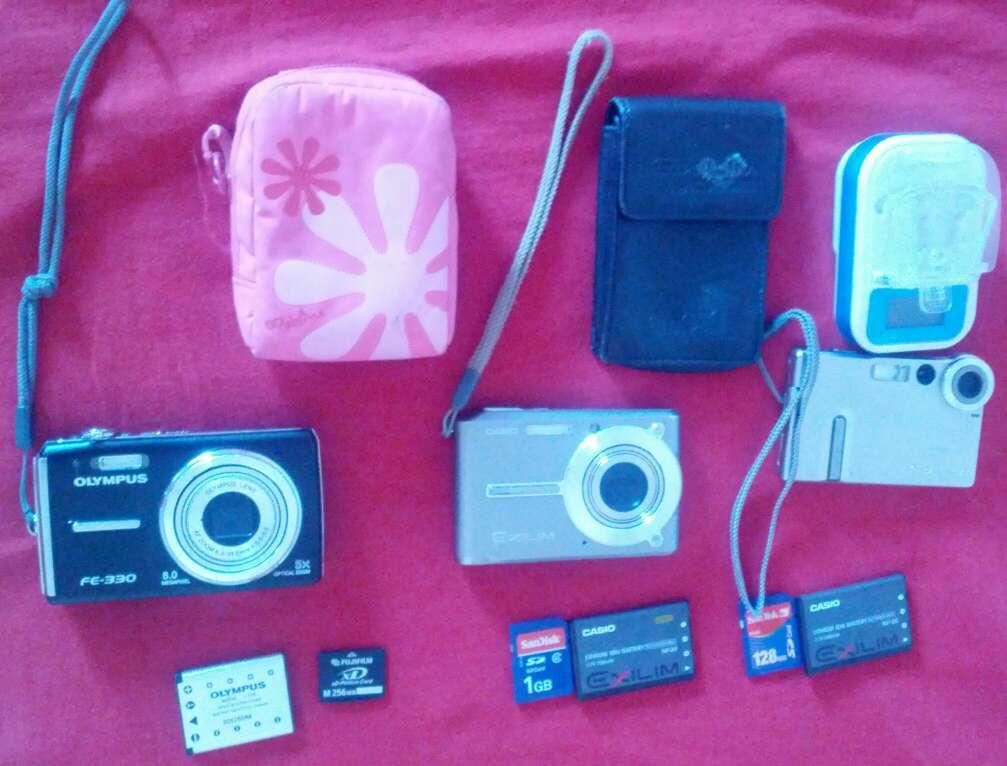 Imagen cámaras dijitales