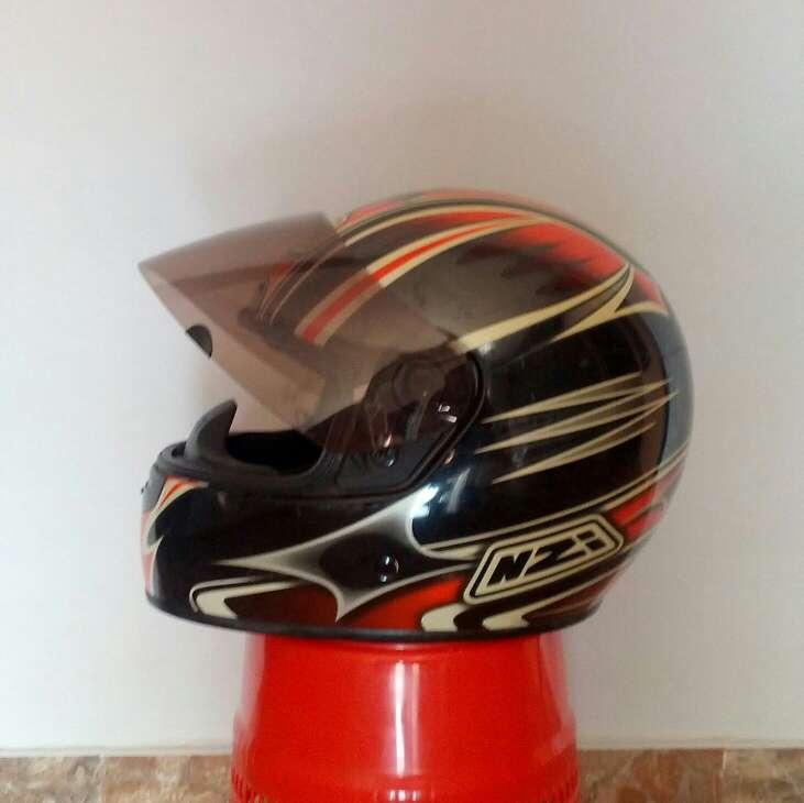 Imagen casco moto como nuevo
