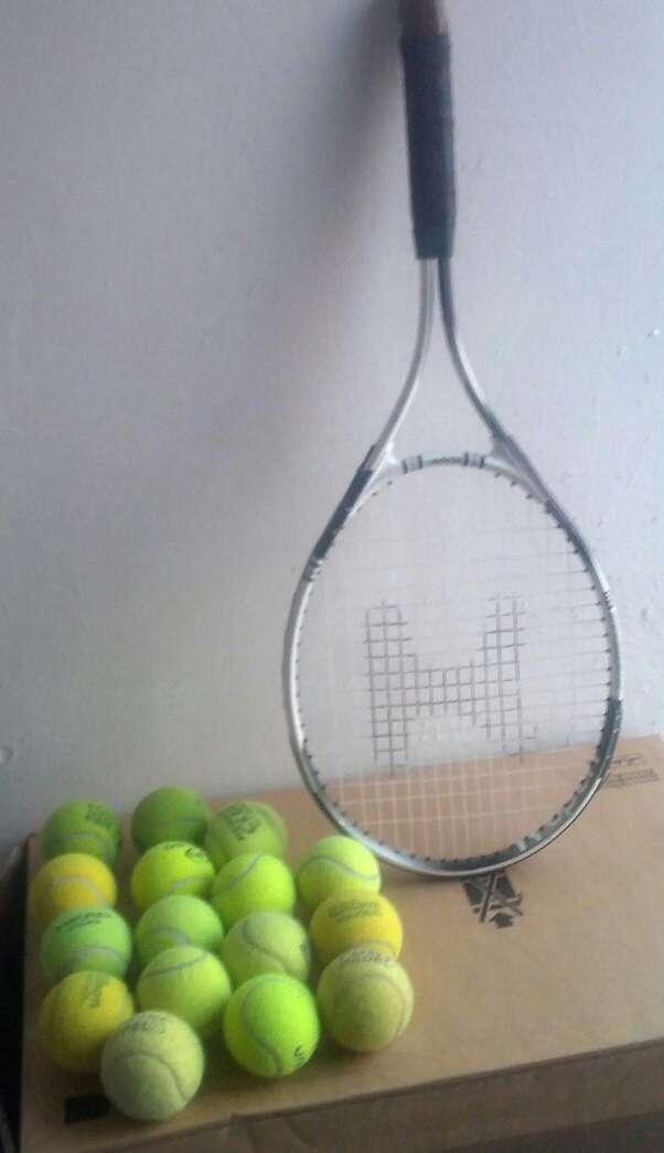 Imagen raketa tenis