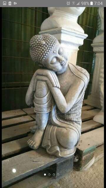 Imagen esculturas de budas