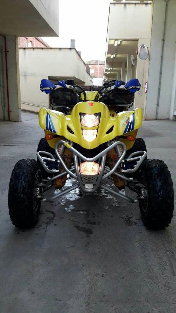 Imagen Quad Suzuki 400 LTZ