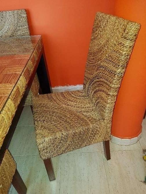 Imagen producto Mesa y sillas comedor  2