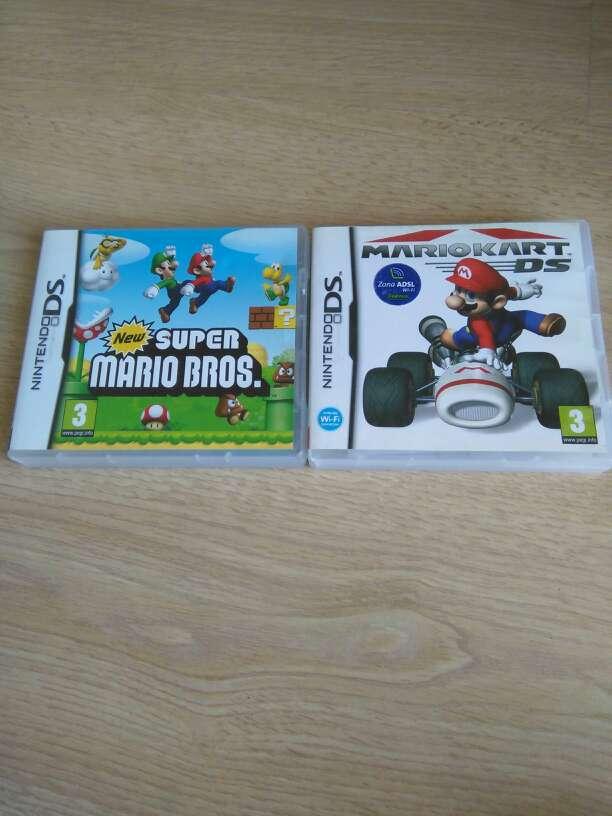 Imagen juegos Nintendo