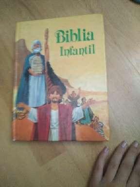 Imagen Biblia infantil