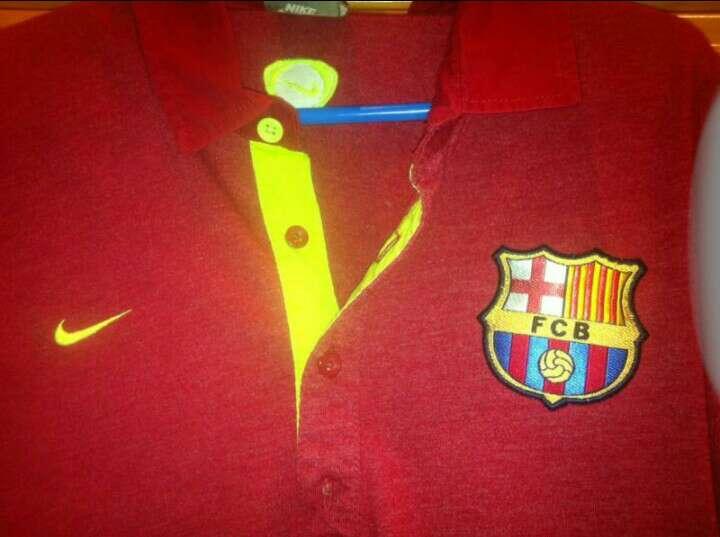 Imagen producto Camiseta Polo FcBarcelona 2