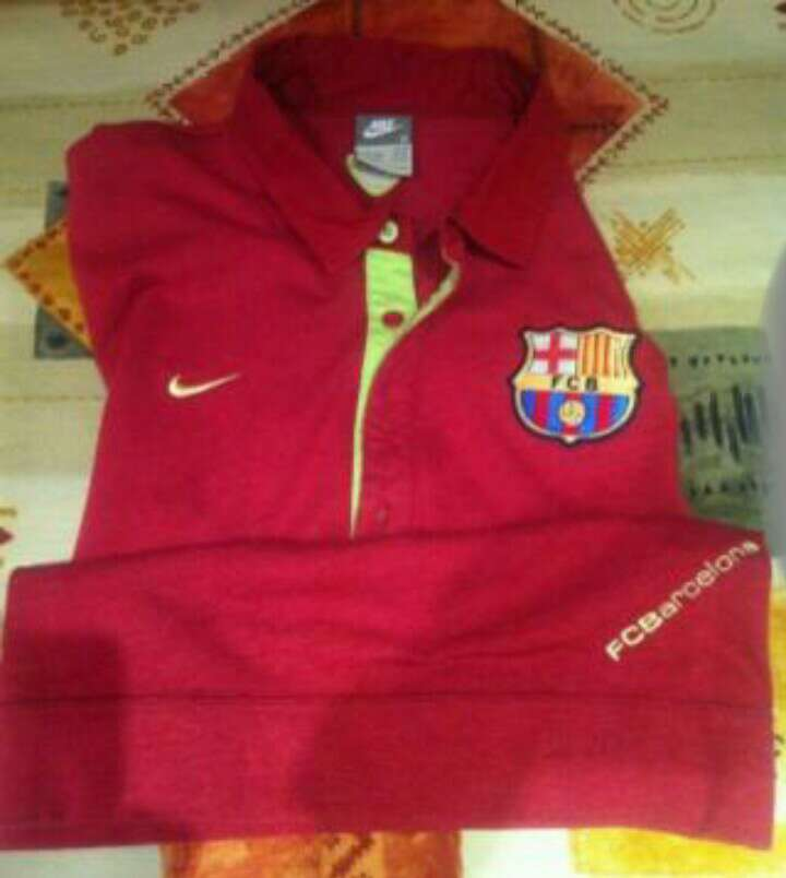 Imagen producto Camiseta Polo FcBarcelona 3