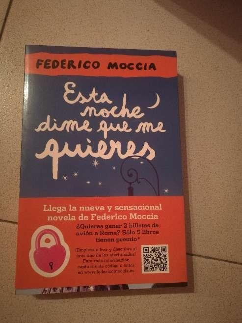 Imagen Federico moccia