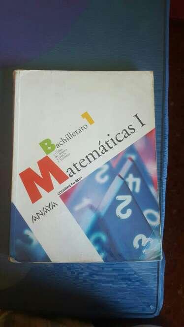 Imagen libro de matematicas
