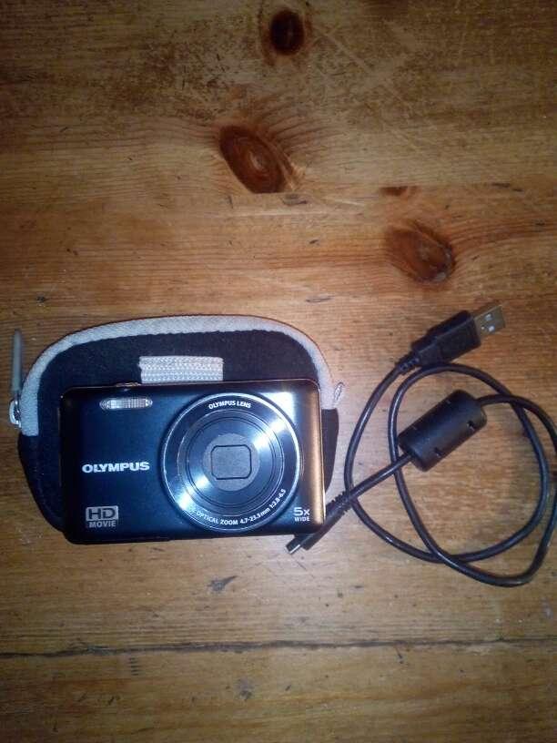 Imagen cámara de fotos