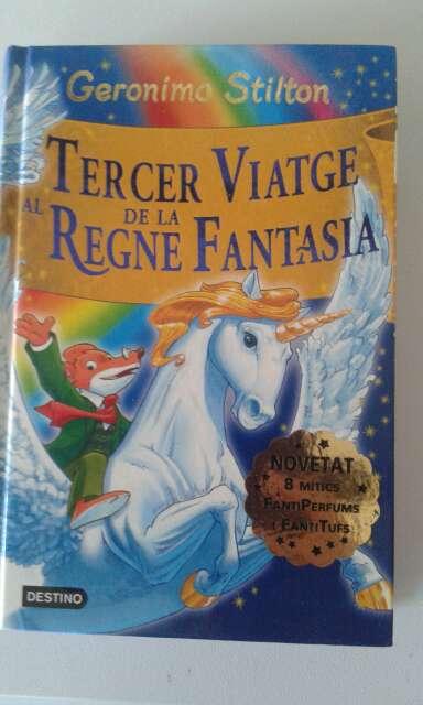 Imagen tercer viatge al regne de la fantasia