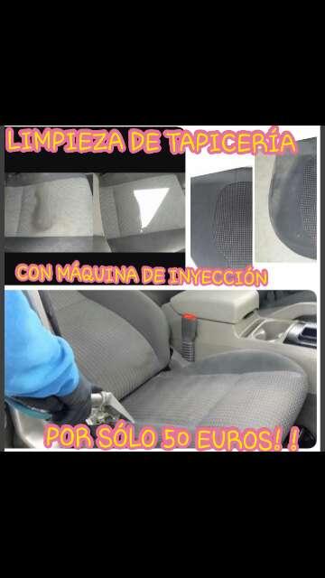 Imagen Limpieza integral de vehículos 50 euros!!